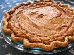Best Pumpkin Pie Ever