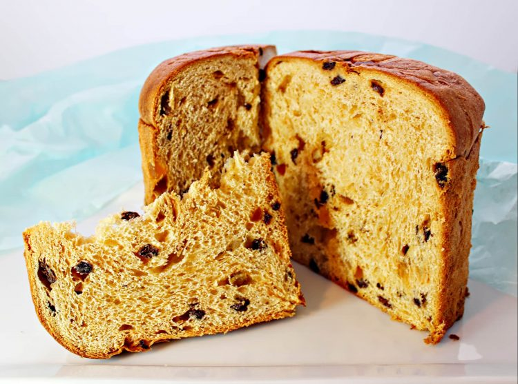 Fruited Panettone