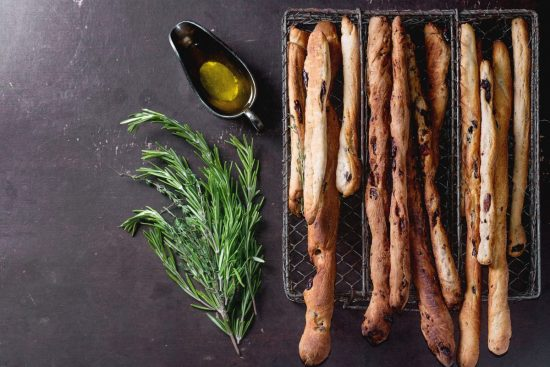 Breadsticks, Sweet or Savory