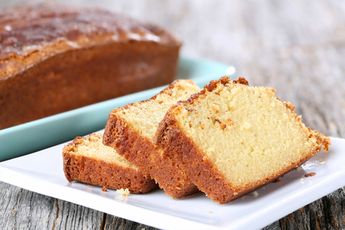 Indestructible Pound Cake