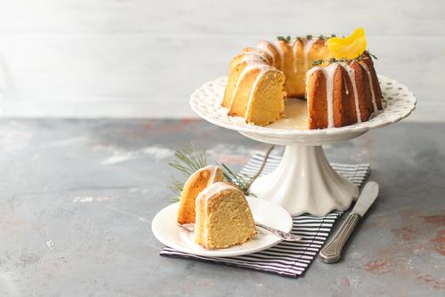 Luscious Lemon Bundt Cake