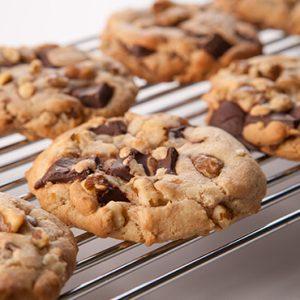 Black Walnut Chocolate Chunk Cookies