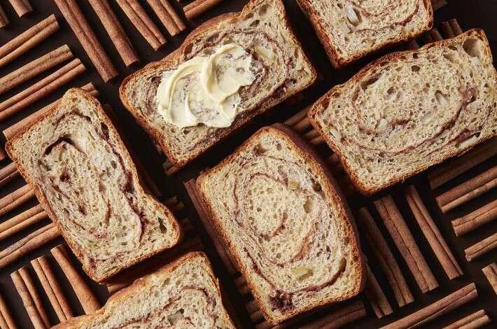 Pear Cinnamon Breakfast Bread