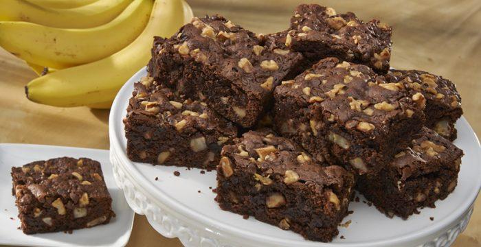Brownies Gone Bananas