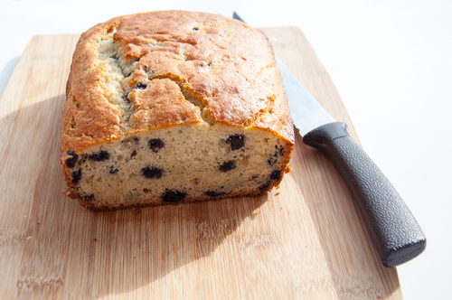 Blueberry Quick Bread