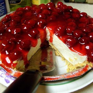 Cream Cheese Pie