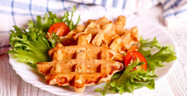Veggie Waffles