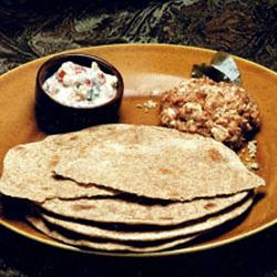 Whole Wheat Chapatti