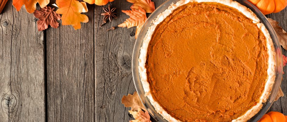October Baking Calendar