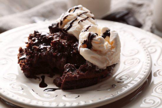Chocolate Puddin' Cake