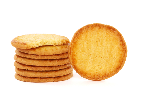 Crisp Almond Cookie