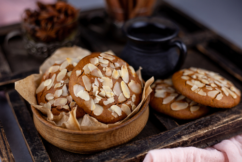 Almond Lover's Dream Cookie