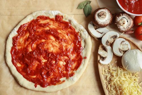 Pizza Dough (Bread Machine)