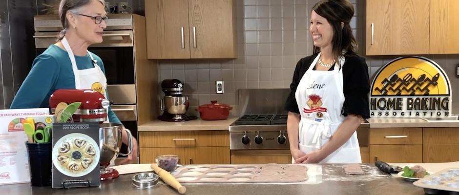 Perfect Summer to Shape Baking Skills