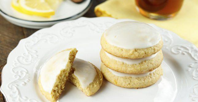 Honey Lemon Cookies