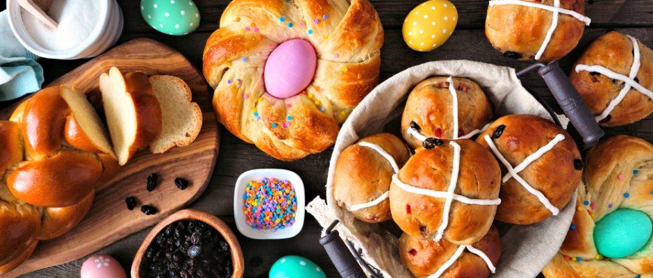 April Baking Calendar