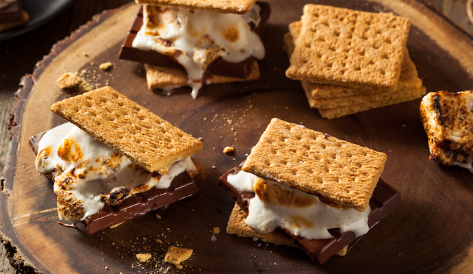 S'more of Those Delicious Treats, Please!