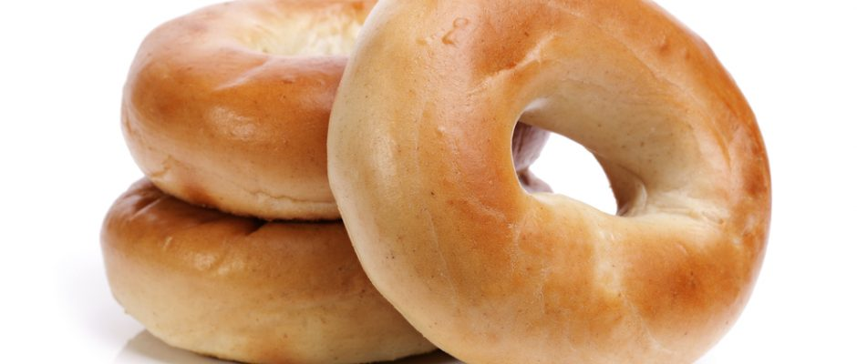 Baker's Spotlight on Bagels! ... and Charity